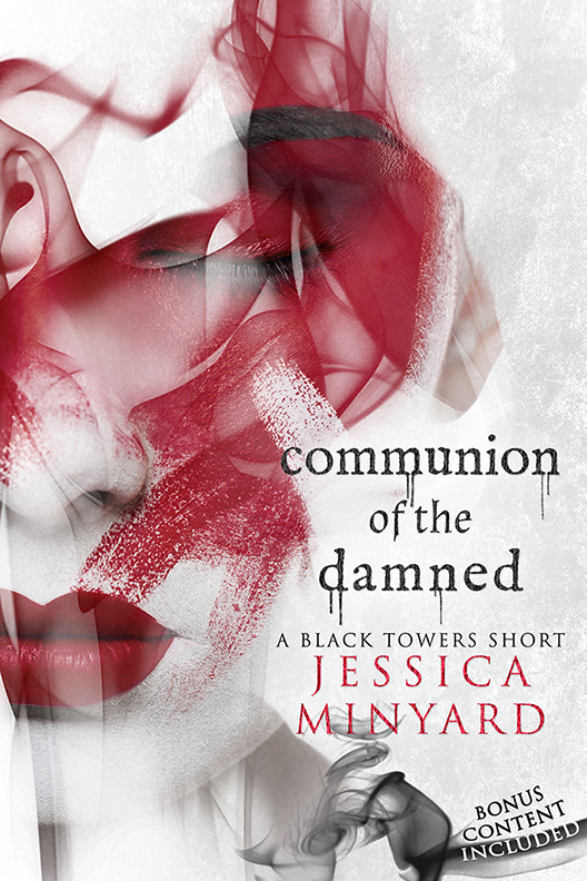 Communion Of The Damned - Jessica Minyard-small